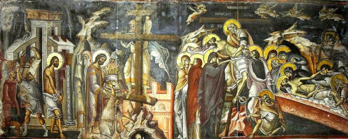 Meditație: Mulțimea suferințelor ale Domnului Iisus Hristos descrise de către Sfântul Dimitrie, mitropolitul Rostovului
